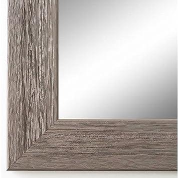 Specchio specchio da parete specchio da bagno - Firenze 4,0 - grigio ...