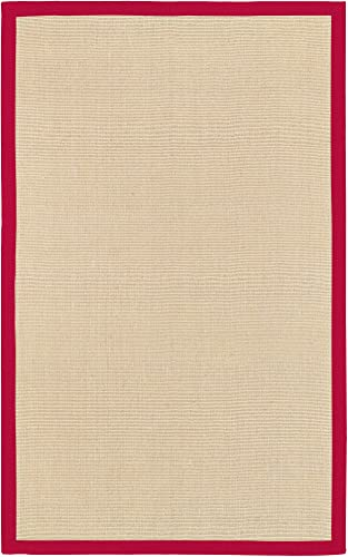 Surya Soho Natural Fiber Hand Woven 100 Natural Jute Tan 8' x 10' Area Rug