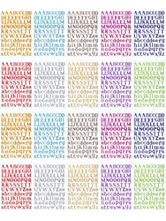 bbto 20 sheets alphabet letter stickers 10 colors self adhesive sticker colorful pu material convex feeling