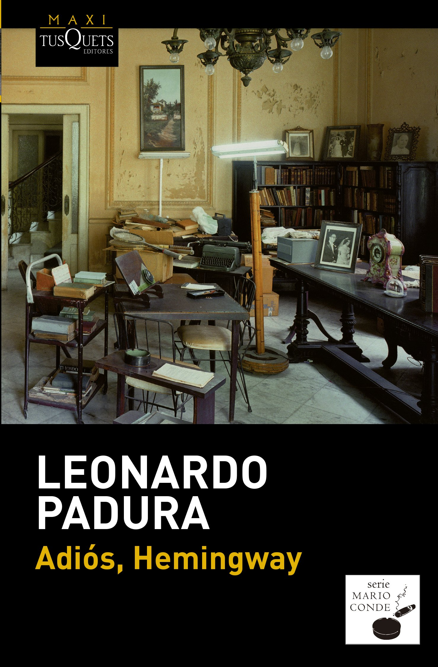 Adios, Hemingway (Spanish Edition): Leonardo Padura: 9788483839089: Amazon.com: Books