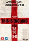 This Is England (Complete TV Series '86-'90) - 5-DVD Box Set ( This Is England '86 / This Is England '88 / This Is England '90 ) [ NON-USA FORMAT, PAL, Reg.2 Import - United Kingdom ]