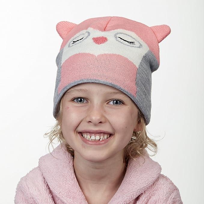 Turtle Fur Kids Bromley Fleece Lined Knit Beanie