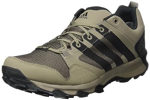 adidas Men's Kanadia 7 Tr GTX Trail Running Shoes, Multicolor (Utility  Grey/Core