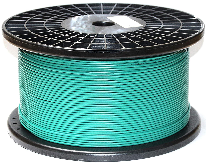 genisys Worx Landroid Comp. Cable de limitación de Robot cortacésped | HQ Cobre | en el Carrete de Cable | Ø2,7mm, Longitud:150m