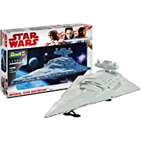 Revell Maqueta Wars Imperial Star Destroyer, Kit Modelo