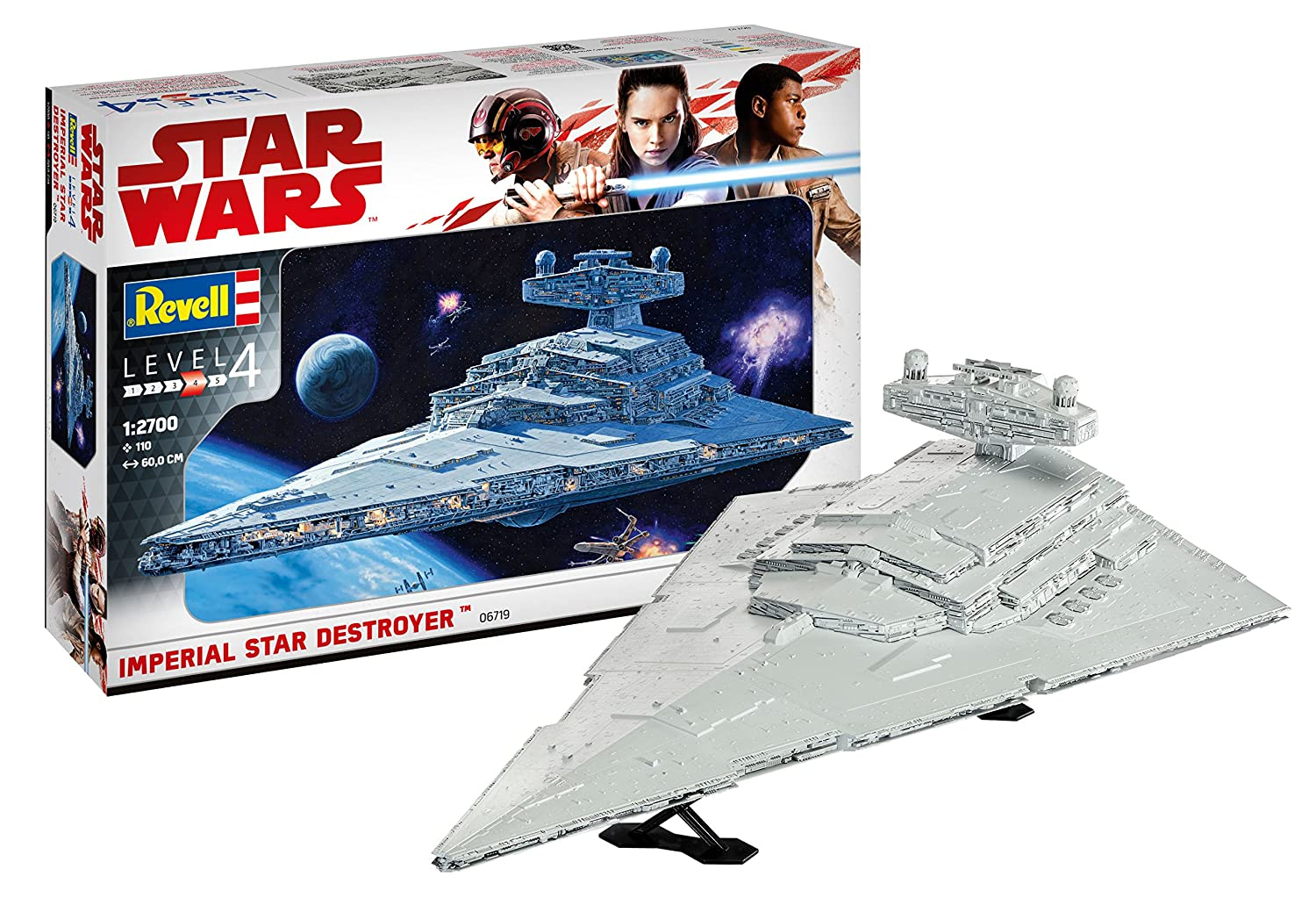 Revell- Maquette Wars Imperial Star Destroyer, 06719