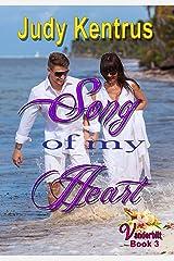 Song of My Heart (Vanderbilt  Book 3) Kindle Edition