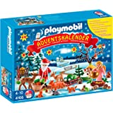 Playmobil Advent Calendar Forest Winter Wonderland