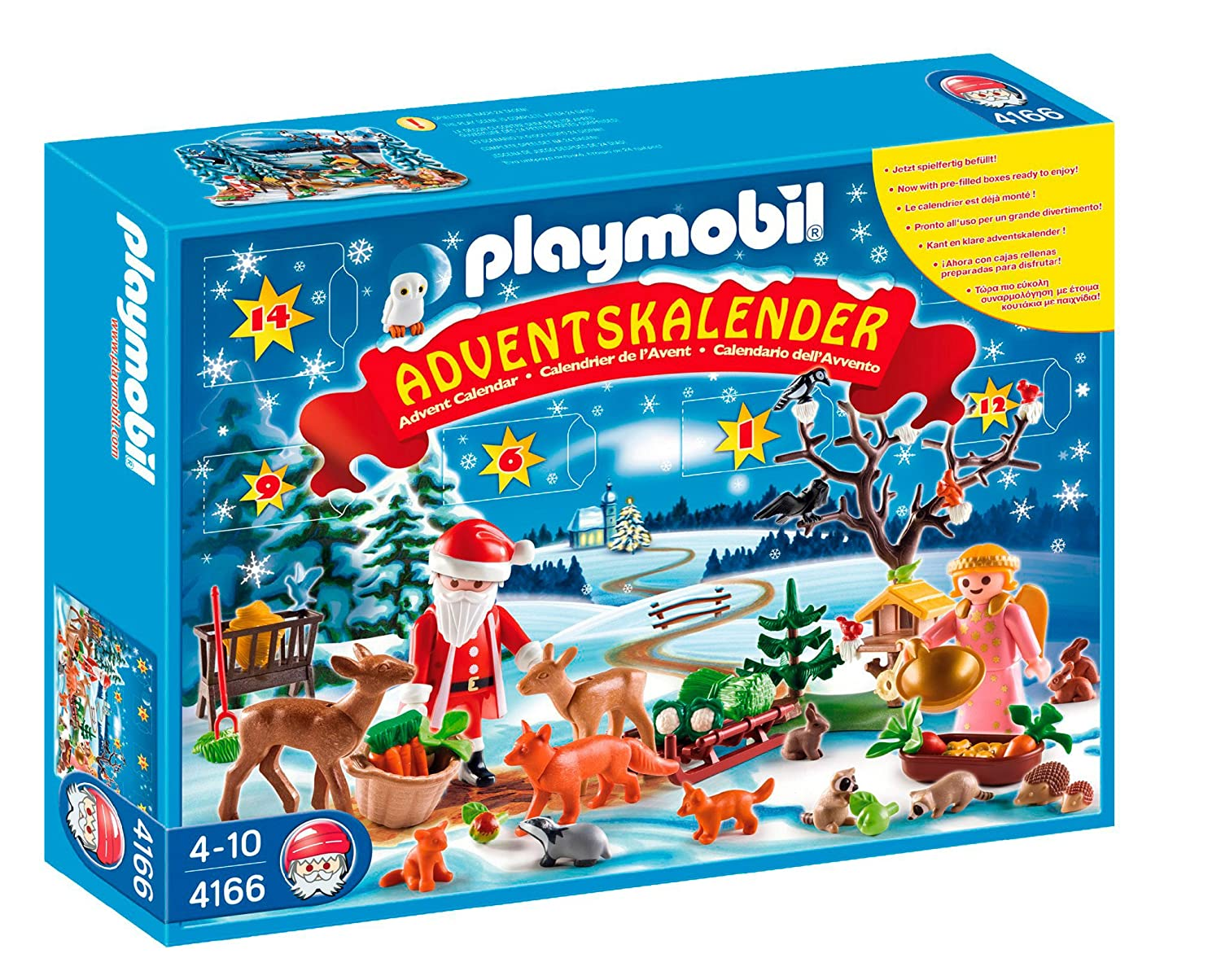 cool christmas playmobil sets and toys. Black Bedroom Furniture Sets. Home Design Ideas