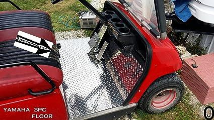 Amazon Com Yamaha G14 G16 G19 G21 G22 Golf Cart Diamond Plate