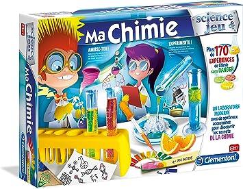 Clementoni - 52107-Ma Chimie