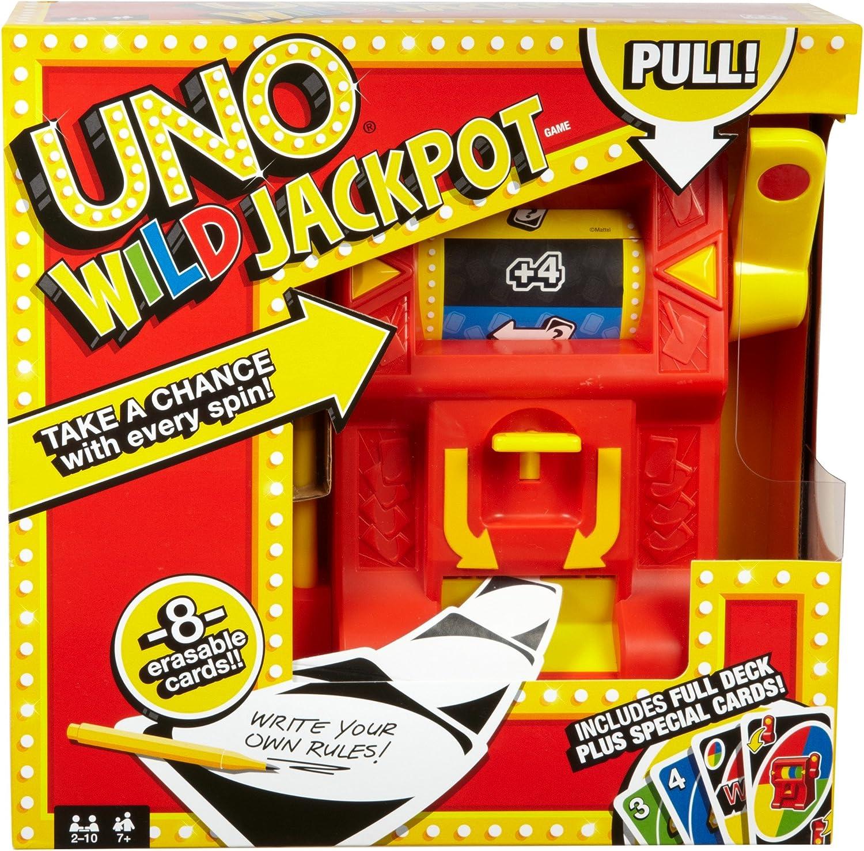 Juegos Mattel Barbie Wild Jackpot, Color Rojo/Amarillo, (DNG26 ...