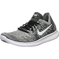 Nike Men's Free- RN Flyknit 2017 Running Shoe