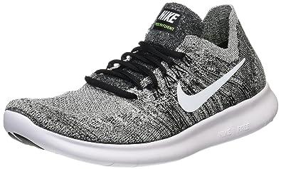 Nike Menu0027s Laufschuh Free Flyknit 2018 Running Shoes: Amazon.co.uk