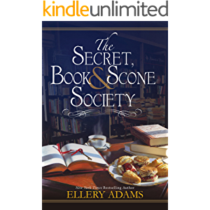 The Secret, Book & Scone Society (A Secret, Book, and Scone Society Novel 1)