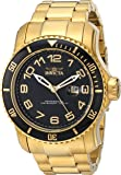 Invicta Men's 15346 Pro Diver Analog Display Japanese Quartz Gold Watch