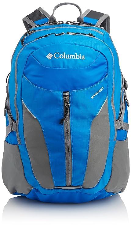 Columbia Manifest - Mochila de Senderismo, Color Azul, Talla Talla única