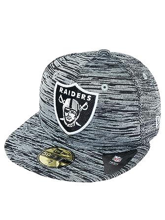 A NEW ERA Era Mujeres Gorras/Gorra Plana NFL Oakland Raiders ...