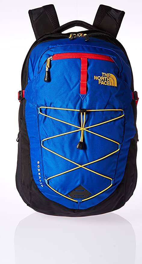 rivenditore online 8661f 5e66d The North Face, Borealis, Zaino, Unisex adulto, Blu (Cobalto), Taglia Unica