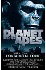 Planet of the Apes: Tales from the Forbidden Zone Paperback