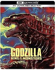 Godzilla: King of the Monsters - Steelbook 4K [2019]