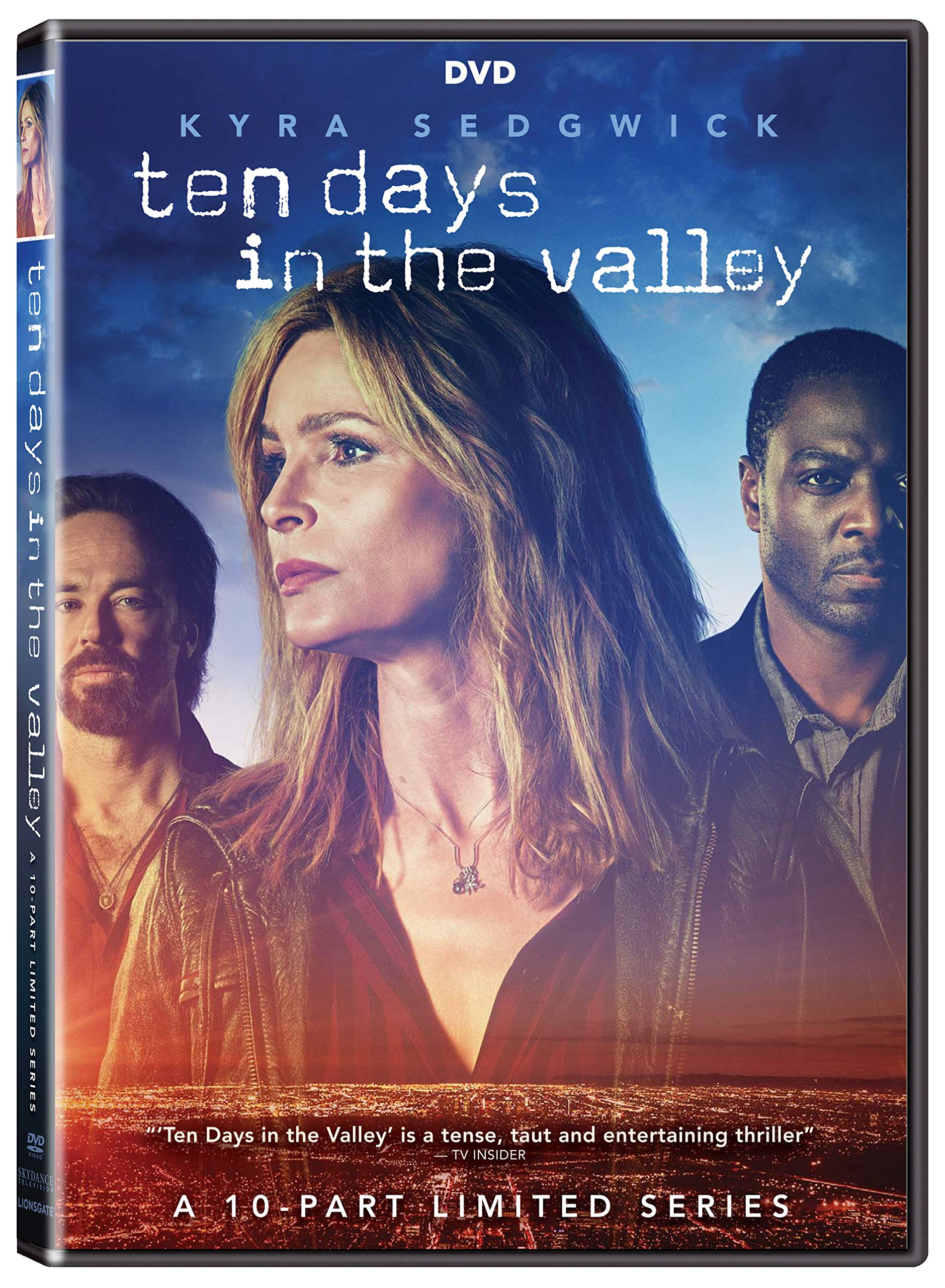 DVD : Ten Days In The Valley (Dolby, 3 Pack, Widescreen, AC-3, 3 Disc)