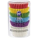 Wilton Mini Rainbow Baking Cases, 150 pieces