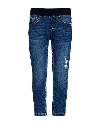 GULLIVER - Pantalones Vaqueros para niña, Color Azul ...