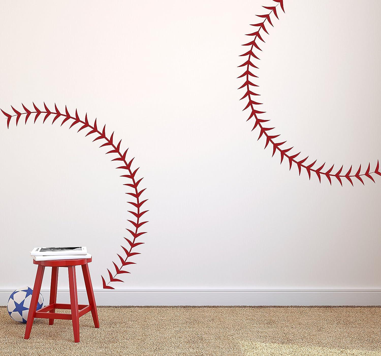 Amazon Large Baseball Seams Stitching