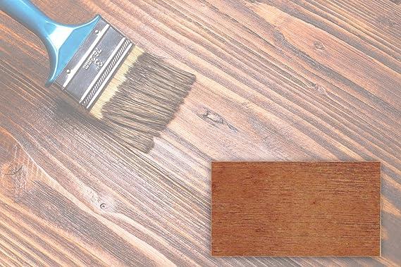 2,5L Farbige Dekor Lasur innen außen | BEKATEQ Holzschutzlasur Holzschutzmittel Holzlasur Streichen Holz Streichen Holz Tür F