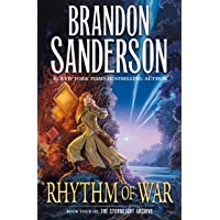 Deals on Brandon Sanderson: Rhythm of War Hardcover