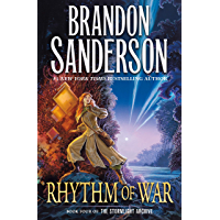 Rhythm of War (The Stormlight Archive Book 4) book cover