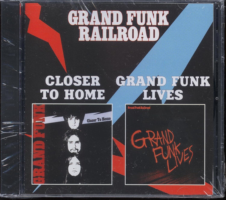 Closer to Home / Grand Funk Lives