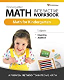 Kindergarten Math Interactive Workbook [Online Code]