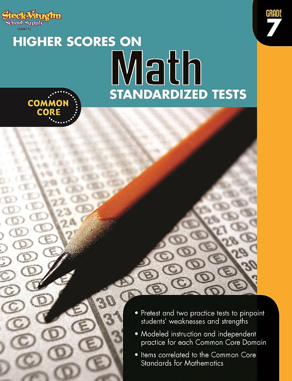 Workbooks houghton mifflin math practice workbook grade 4 : Higher Scores on Standardized Test for Math: Reproducible Grade 5 ...