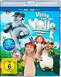 Völlig von der Wolle - Ein määährchenhaftes Kuddelmuddel  (inkl. 2D-Fassung) [3D Blu-ray]