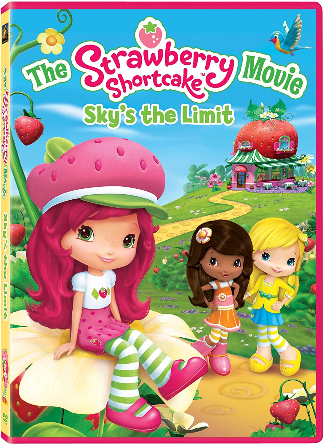Strawberry Shortcake Movie: Sky's the Limit 5458526 Cartoons & Animation Animated Anime & Manga