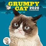 Grumpy Cat 2020 Wall Calendar: (Funny Gag Gift Yearly Calendar, Cat Lover's Present)