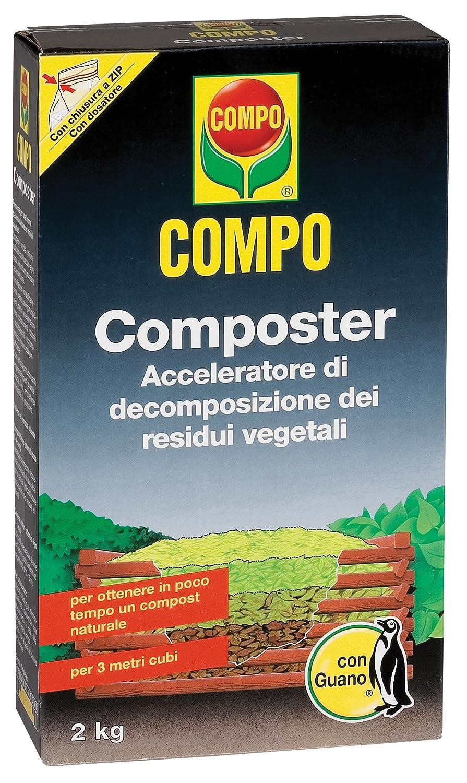 Compo Komposter 2Brennwei