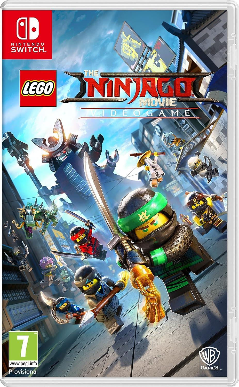 LEGO The Ninjago Movie: Videogame: Amazon.es: Videojuegos
