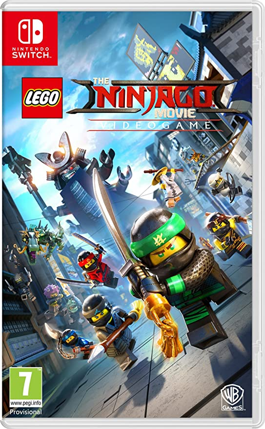 LEGO Ninjago Movie Game Videogame (PS4): Amazon.co.uk: PC & Video Games