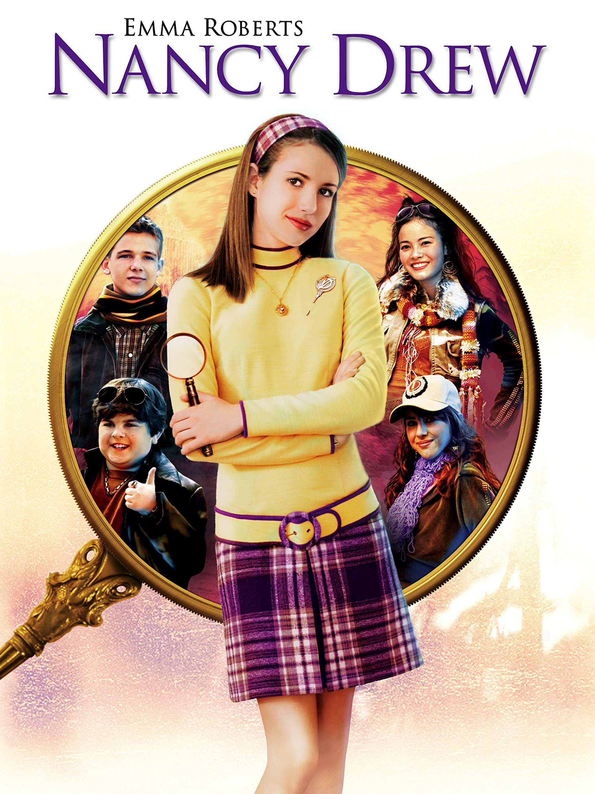 Nancy Drew movie starring Emma Roberts