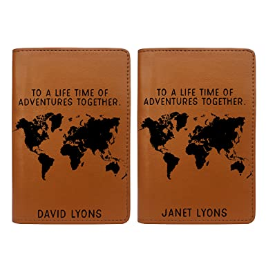 amazon com to a lifetime of adventure together couple passport