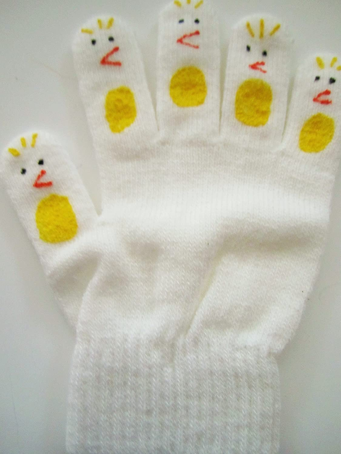 story telling Duck hand puppet