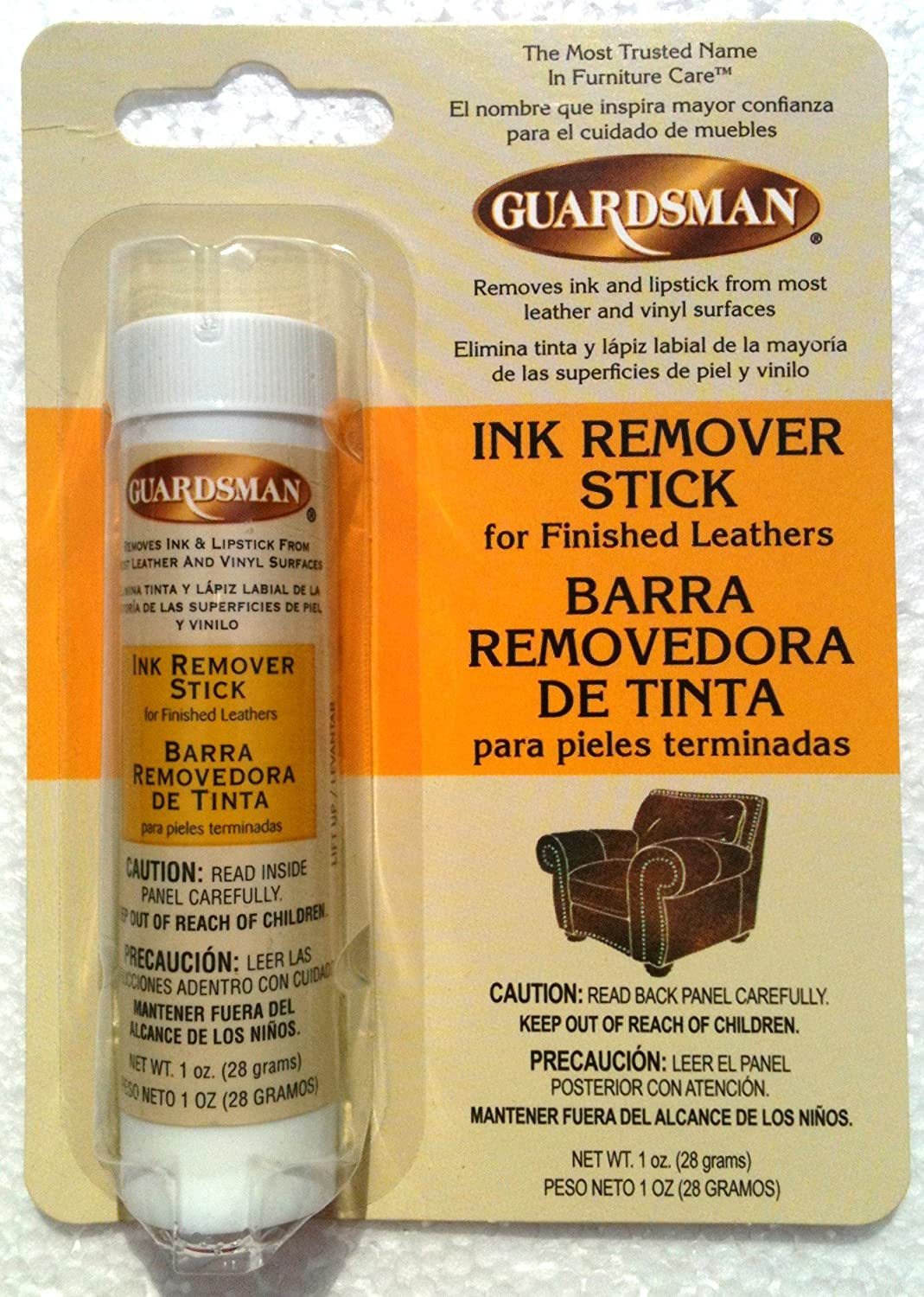 La Oz Y Muebles - Guardsman Finished Leather Vinyl Cleaner Ink Remover Stick 1 Oz [mjhdah]https://www.bigmatmm.es/img/cms/Banner-Delta-plus—Bigmat-Miguel-Mun%CC%83oz-min.jpg