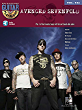 Avenged Sevenfold Songbook: Guitar Play-Along Volume 134