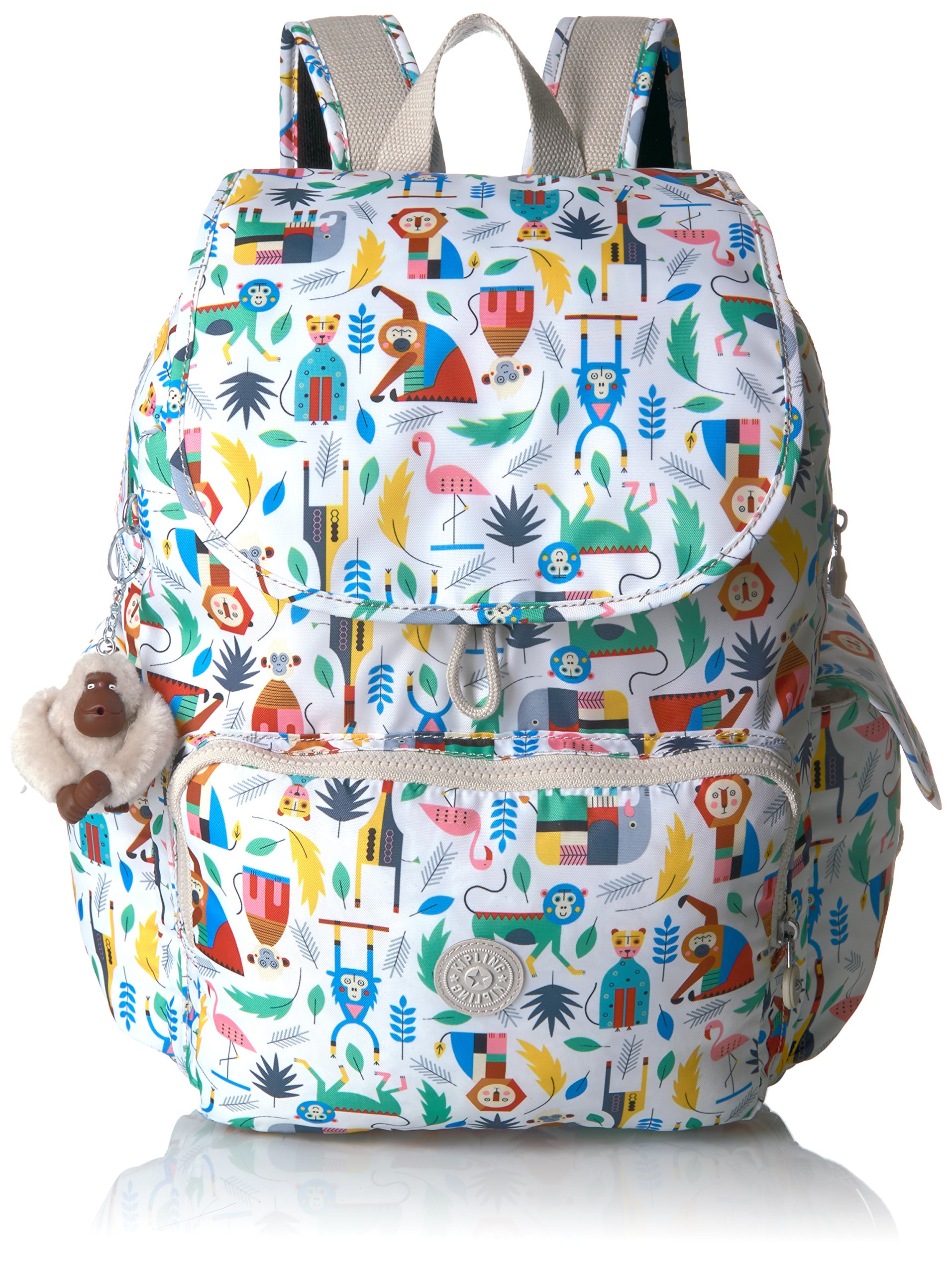 Kipling Women's Zax Printed Diaper Backpack by Kipling