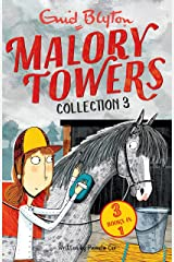 Malory Towers Collection 3: Books 7-9 (Malory Towers Collections and Gift books) Kindle Edition