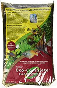 CaribSea Eco Complete Planted Black Aquarium Substrate