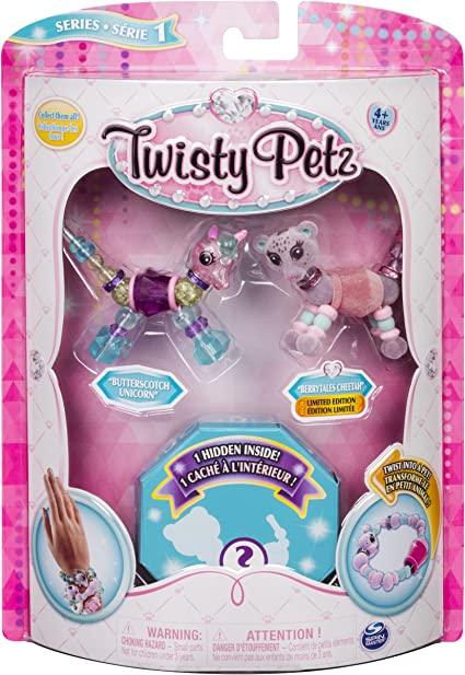 TWISTY PETZ Bracelet Animal MAGIC TWISTY pet  DIY BIJOUX MODE licorne jouet DIY